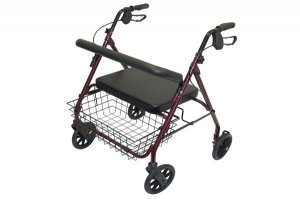 Rollator Bariatric Heavy Duty