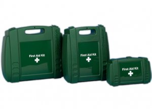 First Aid Box Large 30cmx33cmx12cm