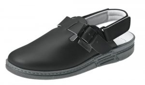 Abeba Leather Clog 7209