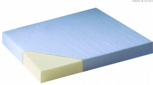 Mattress Topper - Double Memory Foam with Cover