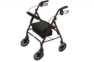 Rollator Standard Height