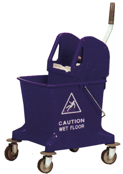 Mopping Bucket on Castors 25 Litre