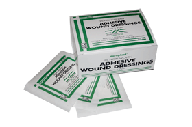 Adhesive Wound Dressing 10cm x 9cm/25