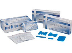 Blue Detectable Plasters Assorted/100
