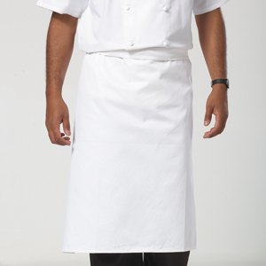 Waist Apron White Regular
