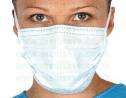 Disposable Surgical Mask Blue/50