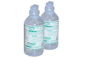 Emergency Eye Wash Sterile 500ml