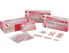 Fabric Plasters Assorted/100