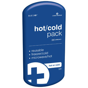 Hot/Cold Pack Re-usable