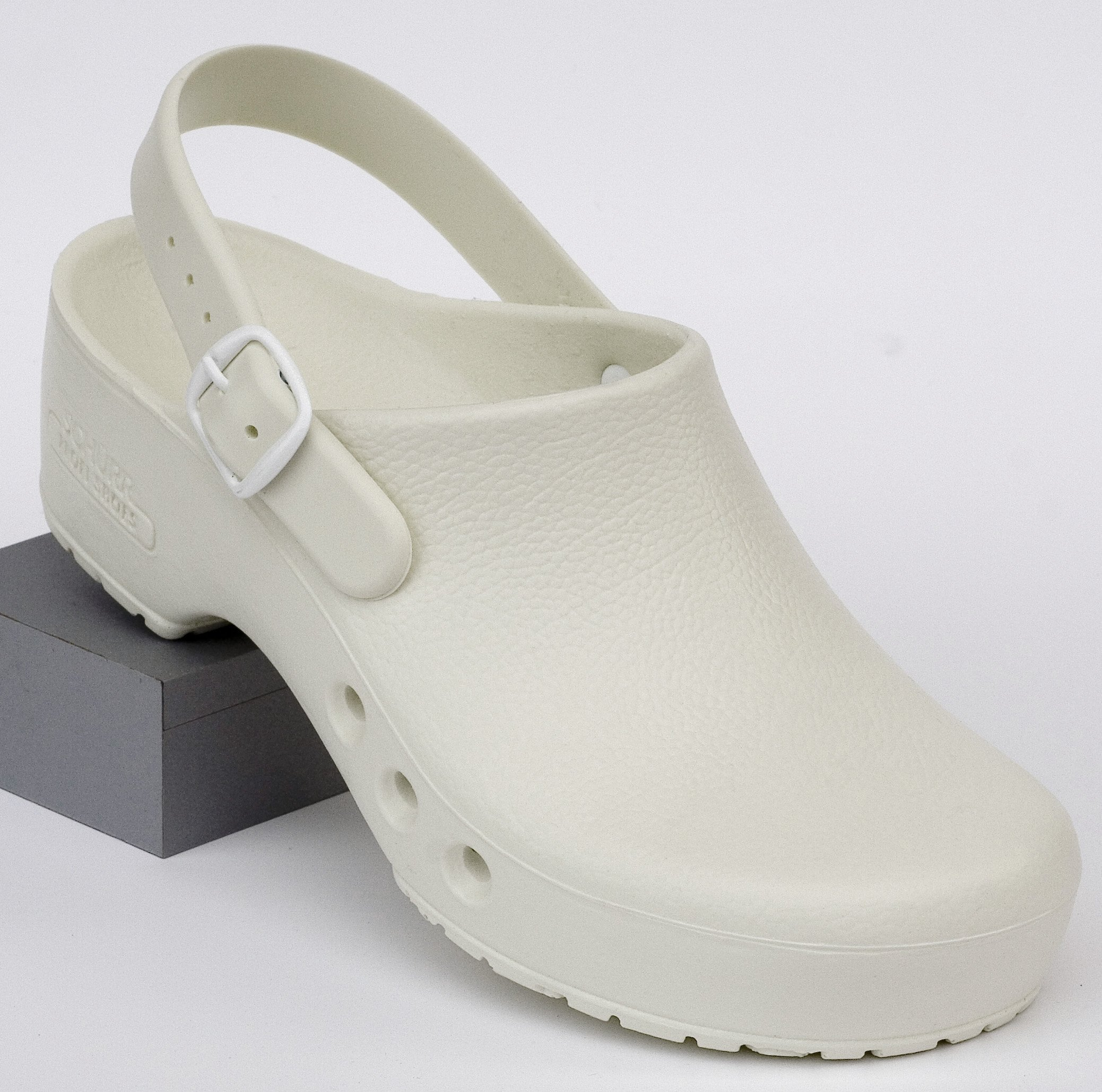 Schurr Washable Clog Special White 2470