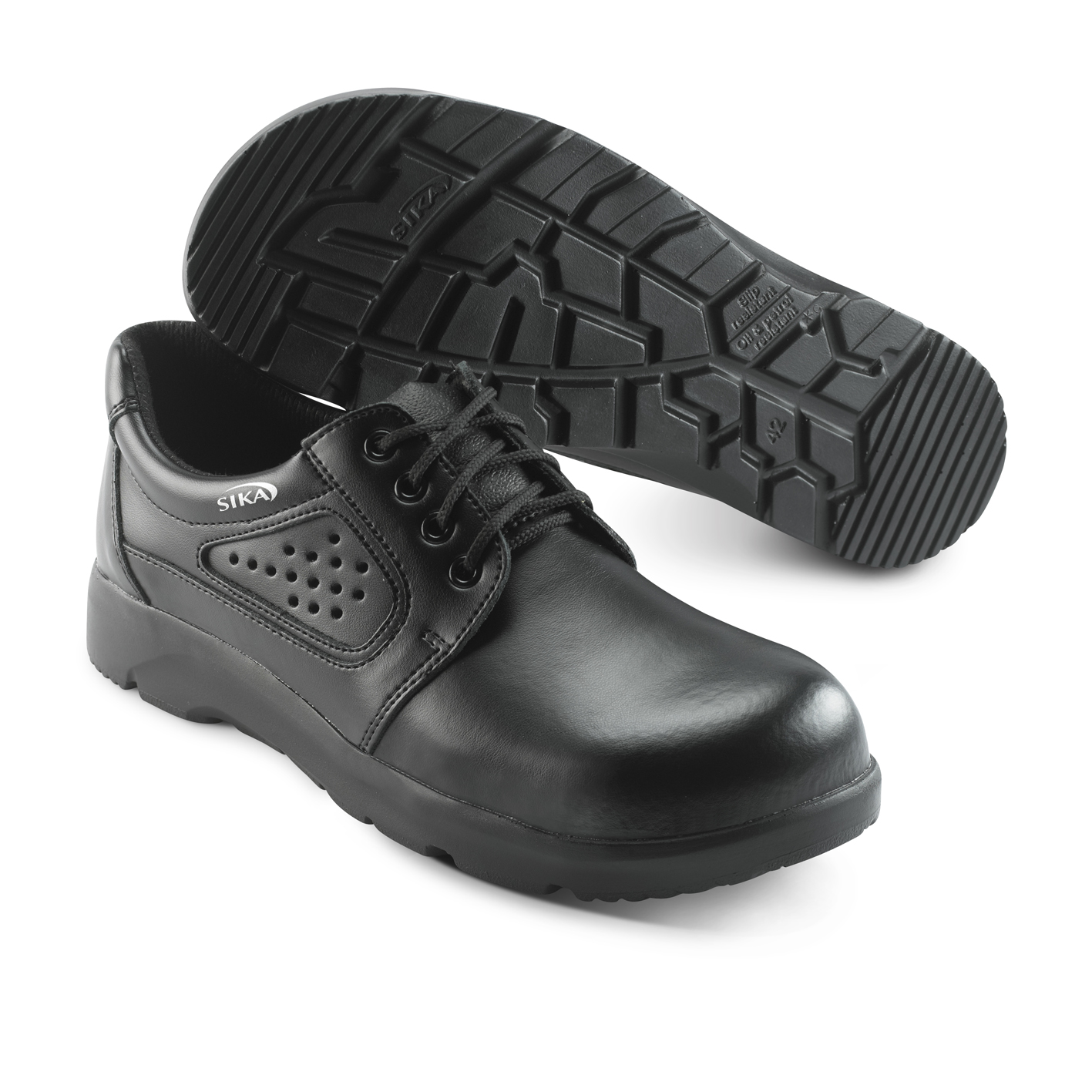 Sika Optima Laced Shoe 172000