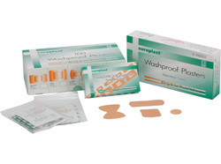 Washproof Plasters Assorted/100