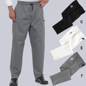 Le Chef Professional Chef Trousers