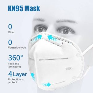 Face mask FFP2 KN95