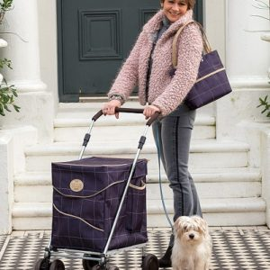 Sholley Trolley Mulberry