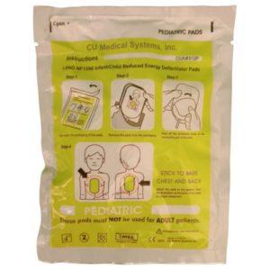 child defibrillator electrode pads