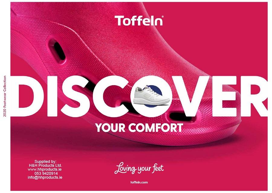 Toffeln Footwear Ireland