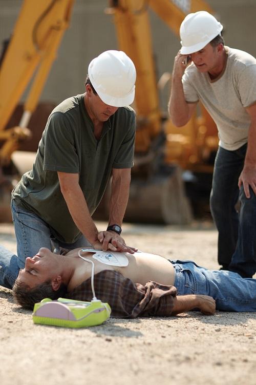 Zoll AED defibrillator